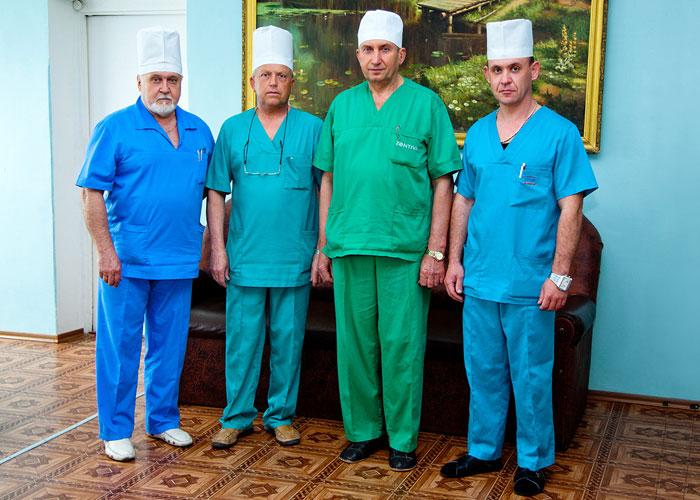 Хірургія колектив
