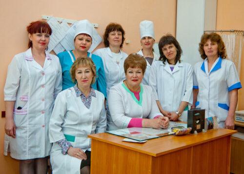 Поліклініка колектив
